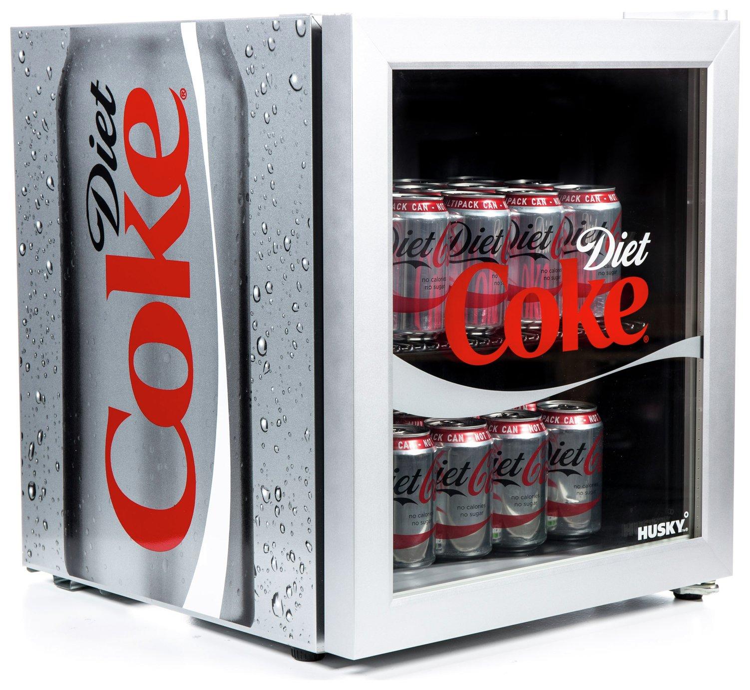 Husky Liverpool Personal Drinks Refrigerator Gift Shop