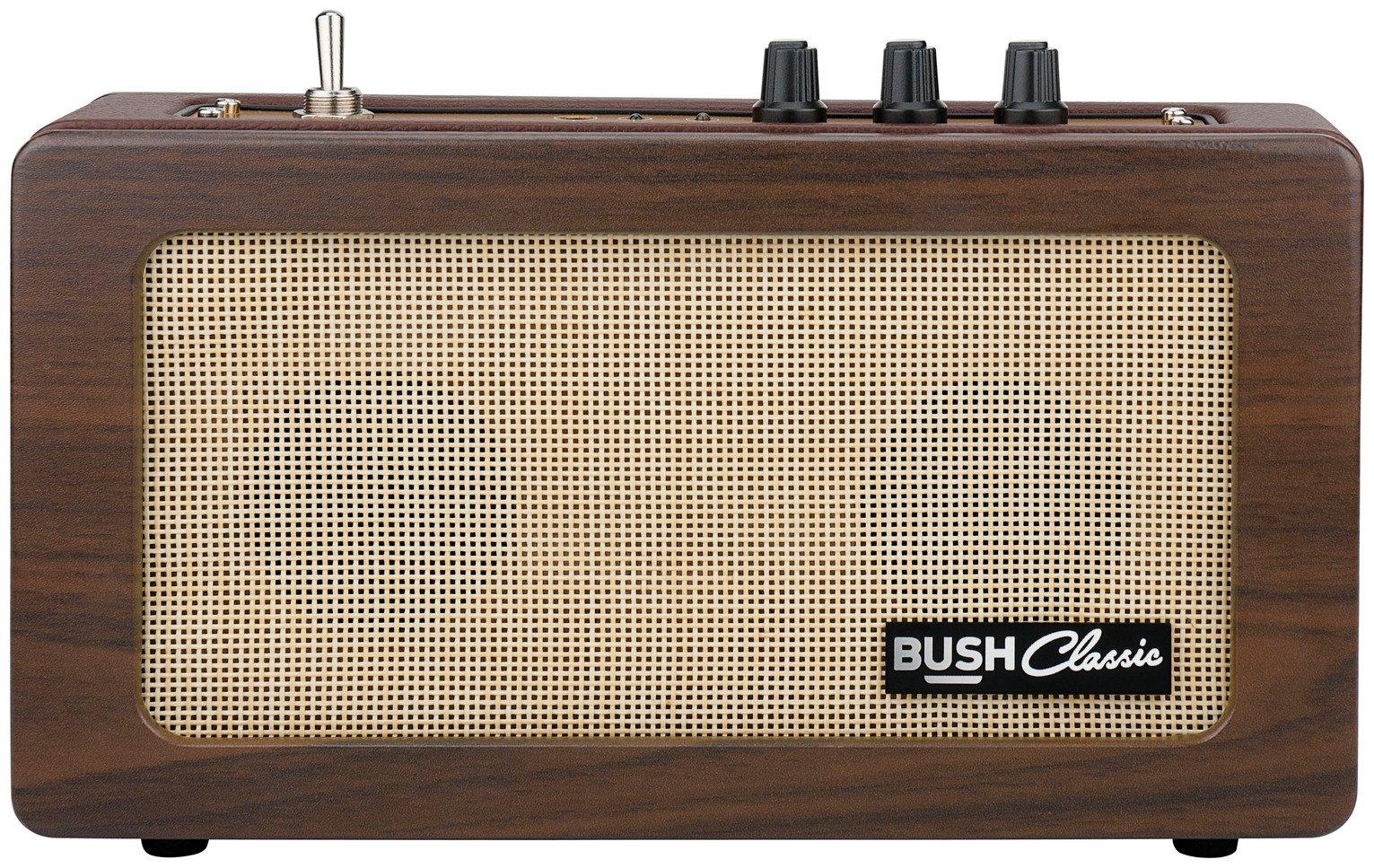 Bush Classic Retro Bluetooth Mini Speaker
