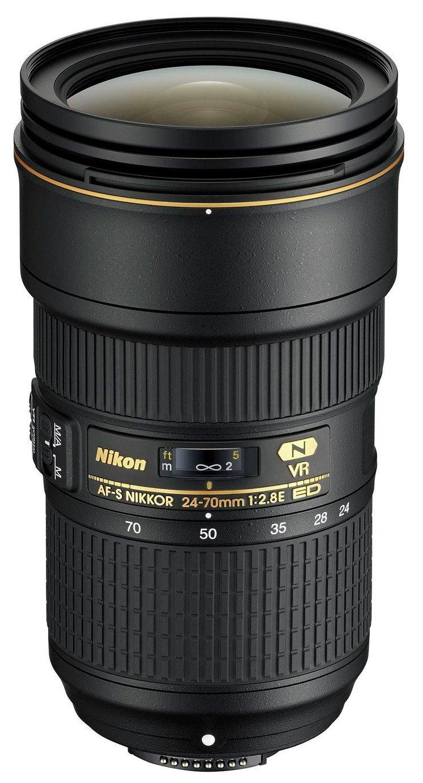 Nikon F 200-500mm f/5.6E NIKKOR Telephoto Lens