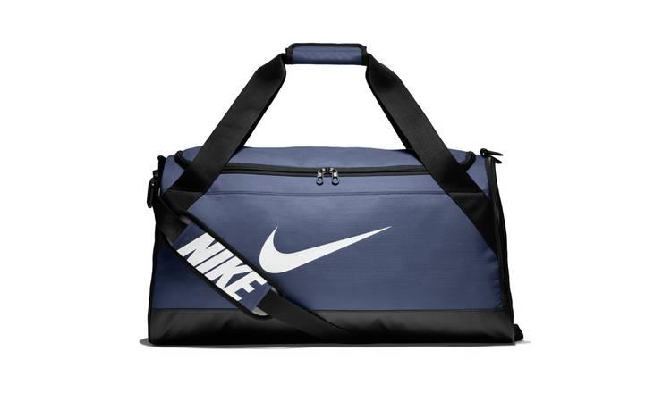 7e50941466d Buy Nike Brasilia Medium Holdall - Blue