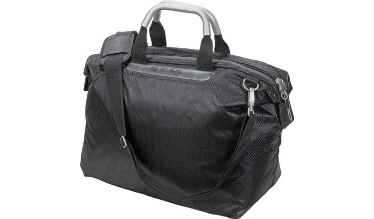 it Luggage World's Lightest Small Charcoal Holdall