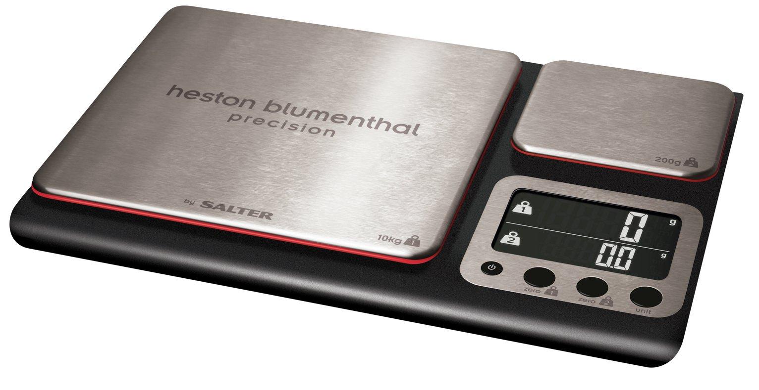 Heston Blumenthal Double Platform Digital Scale