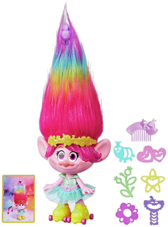 DreamWorks Trolls Party Hair Poppy