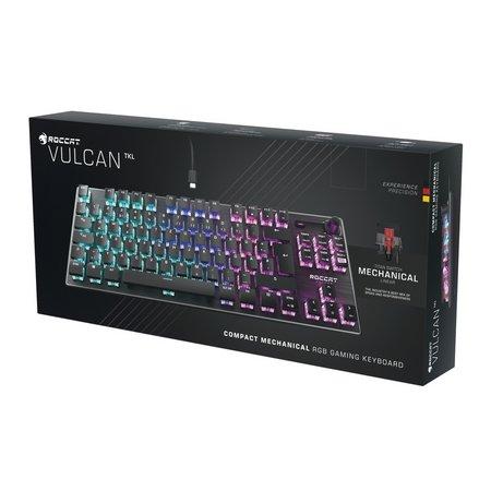 Roccat Vulcan TKL AIMO Wired Keyboard