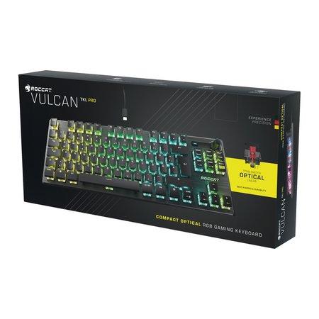 Roccat Vulcan Pro TKL Wired Keyboard