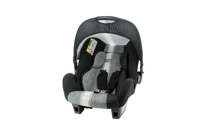 Nania Linea Beone SP Infant Carrier - Grey