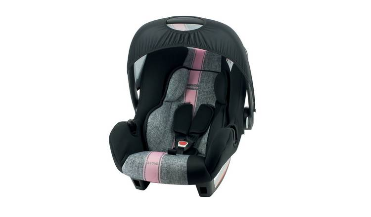 Nania Linea Beone SP Infant Carrier - Pink
