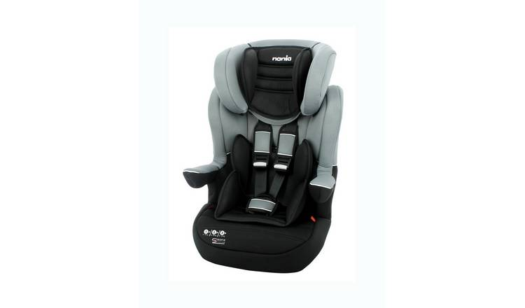 Nania Imax SP Luxe Group 1/2/3 Isofix Car Seat - Grey