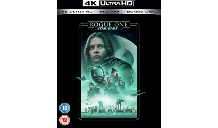 Rogue One: A Star Wars Story 4K UHD DVD