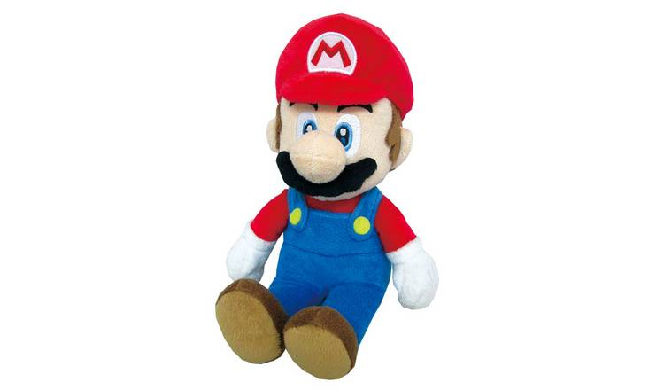 Nintendo Official Super Mario Plush