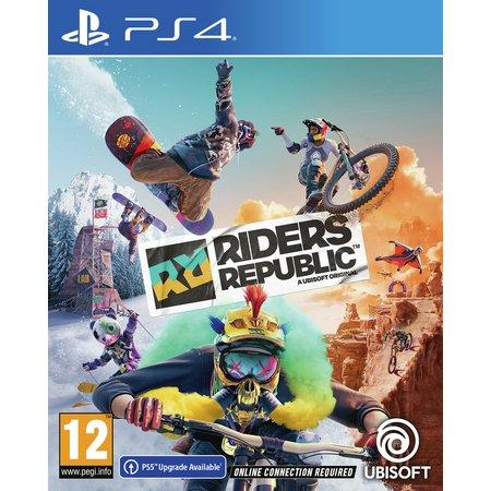 Riders Republic PS4 Game Pre-Order
