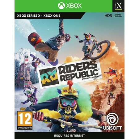 Riders Republic Xbox One & Series X Game Pre-Order
