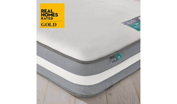 Silentnight Studio 2 Eco Mattress - Double