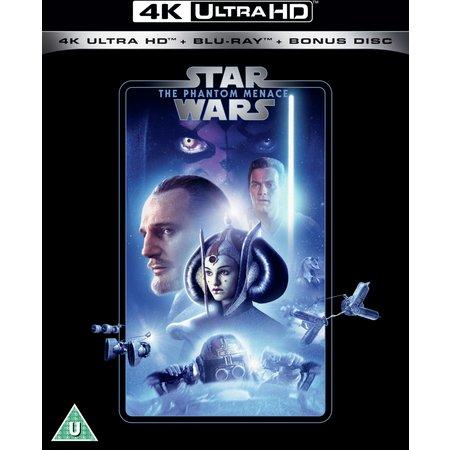 Star Wars Episodes I: Phantom Menace DVD