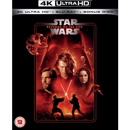 Star Wars Episode III: Revenge Of The Sith DVD