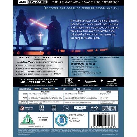 Star Wars Episode V: Empire Strikes Back DVD
