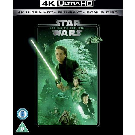 Star Wars Episode VI: Return Of The Jedi DVD