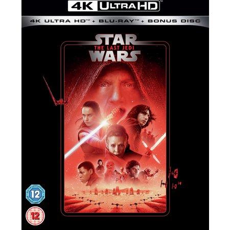 Star Wars Episode VIII: The Last Jedi DVD