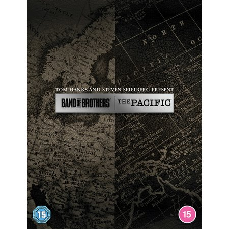 Band Of Brothers: The Pacific Collection DVD Box Set