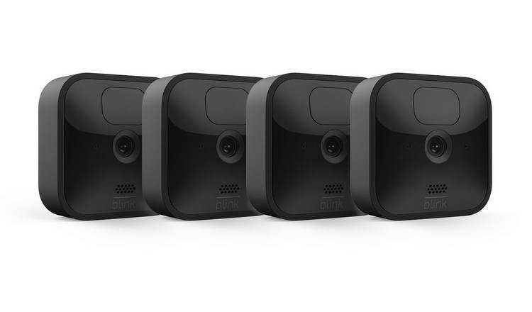 Blink Outdoor Smart Security 4 Camera System