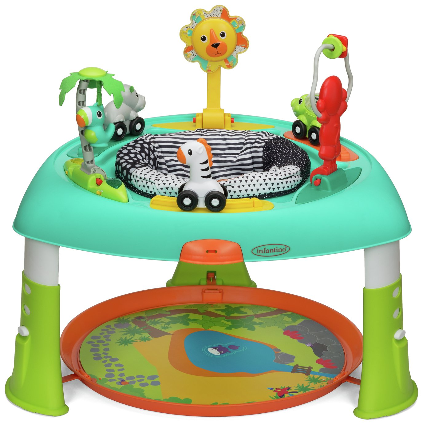 Infantino Sit, Spin & Stand Entertainer Activity Table
