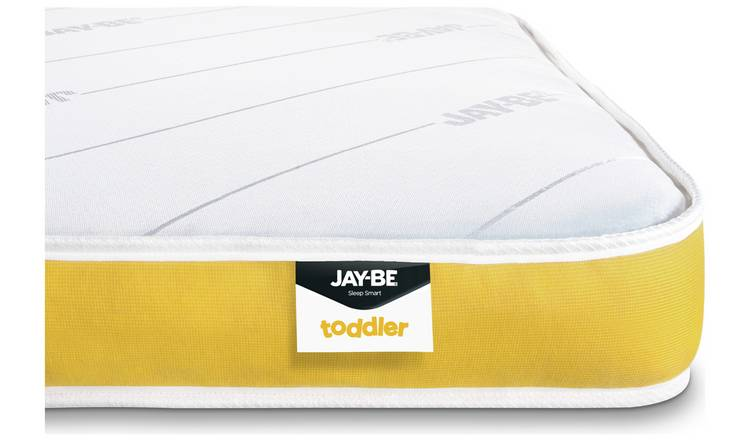 JAY-BE Pocket Sprung Anti Allergy Toddler Mattress