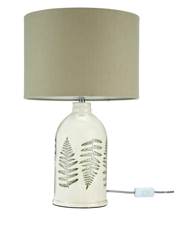 Argos Home Woodland Ceramic Table Lamp