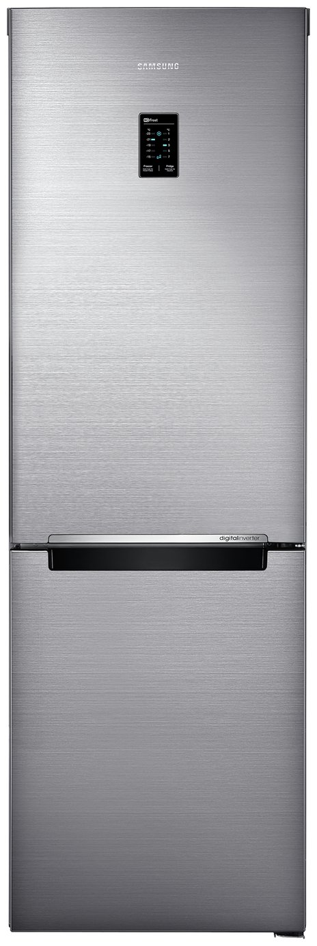 Samsung RB33N321NSS/EU Frost Free Fridge Freezer - S/Steel
