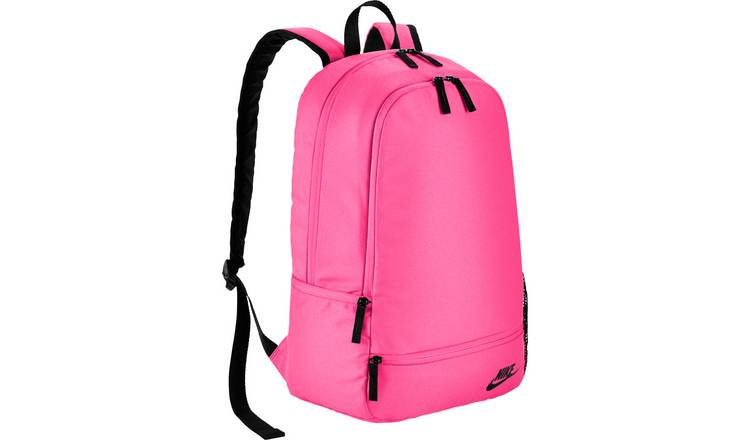 9d7e86cef Buy Nike Classic North Solid Backpack - Pink | Limited stock Sports ...