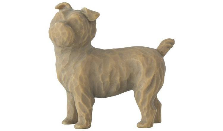 Willow Tree Love My Dog Small Standing Figurine