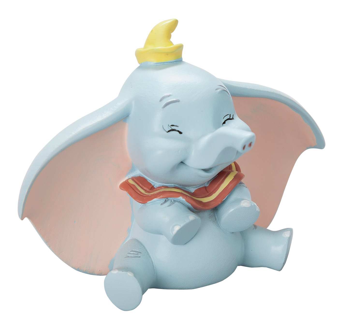 Disney Magical Moments You Make Me Smile Dumbo Figurine