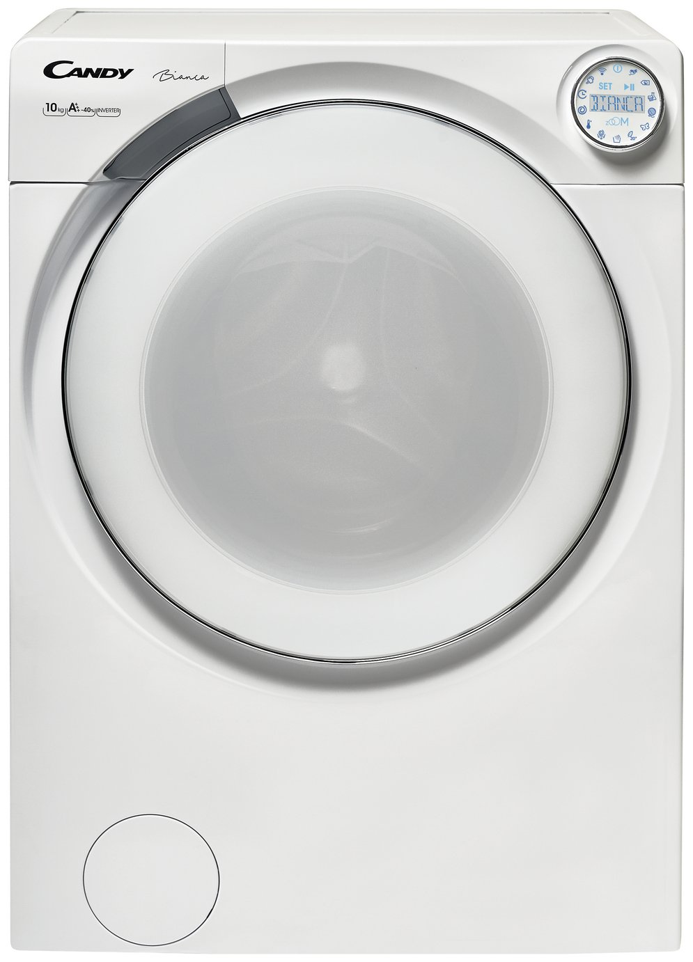 Candy Bianca BMW149PH07 9KG 1400 Spin Washing Machine -White