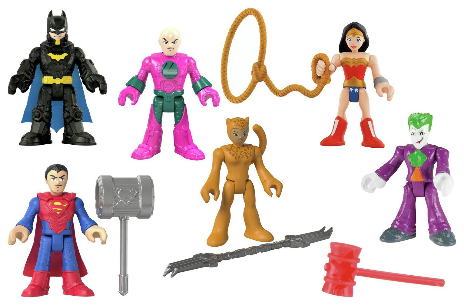 Imaginext DC Super Friends Gift Set