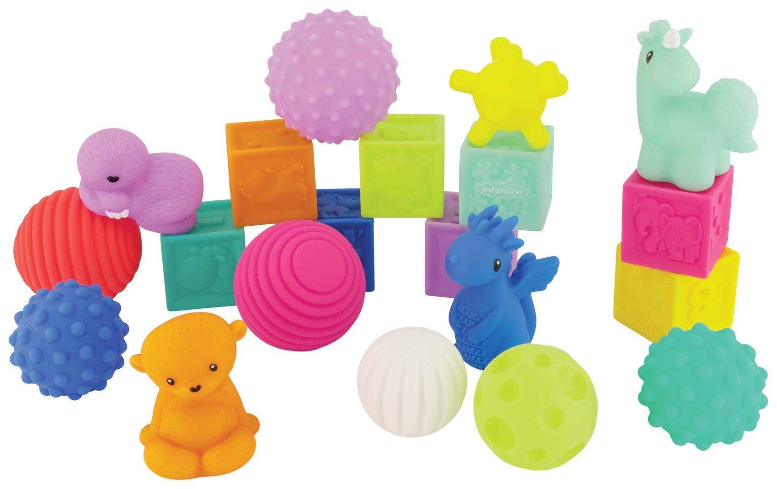 Infantino Senso Balls, Blocks and Buddies
