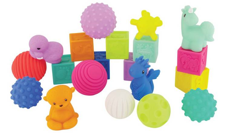 Infantino Senso Balls, Blocks and Buddies