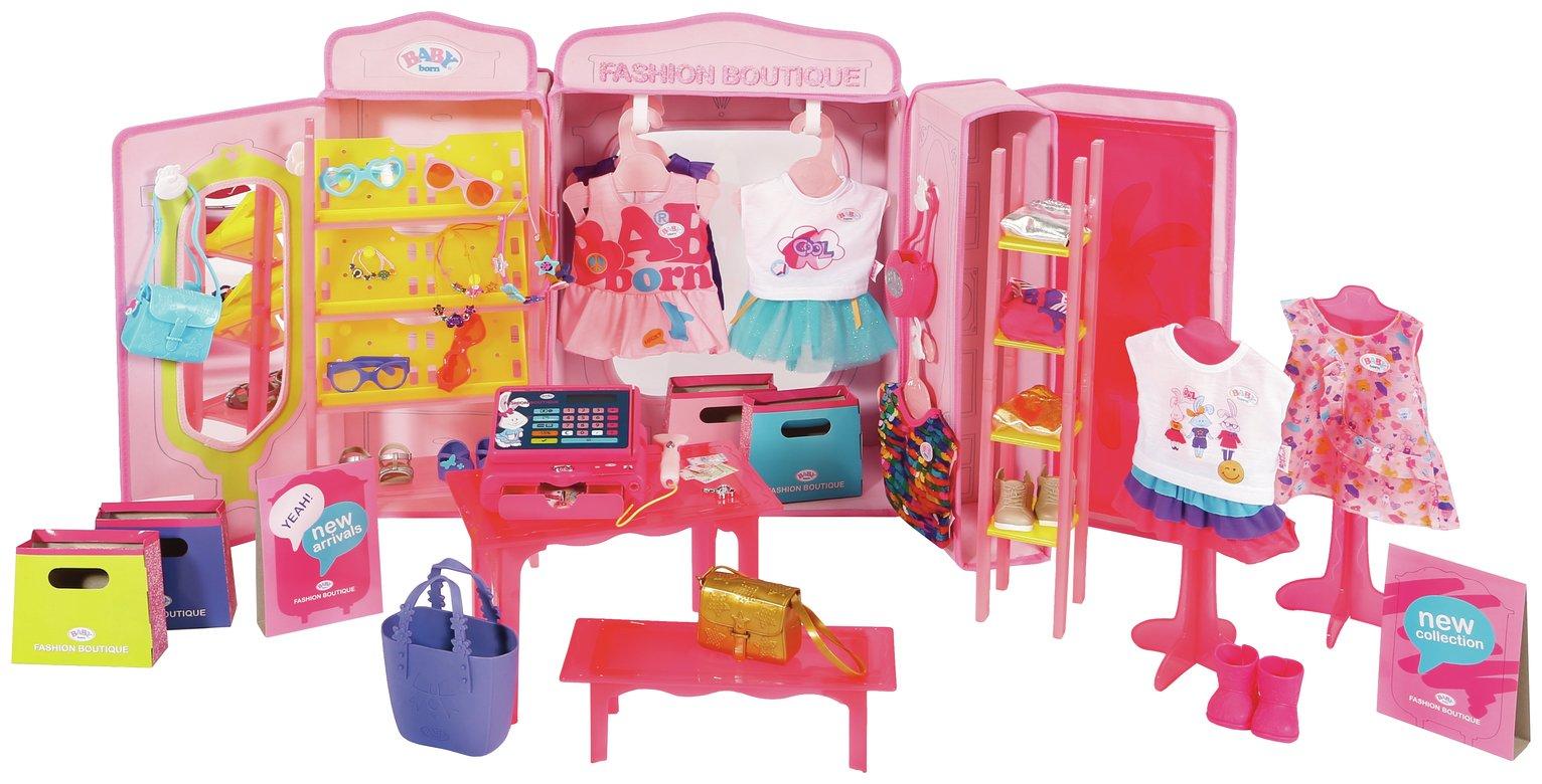 BABY Born Boutique Fashion Shop review