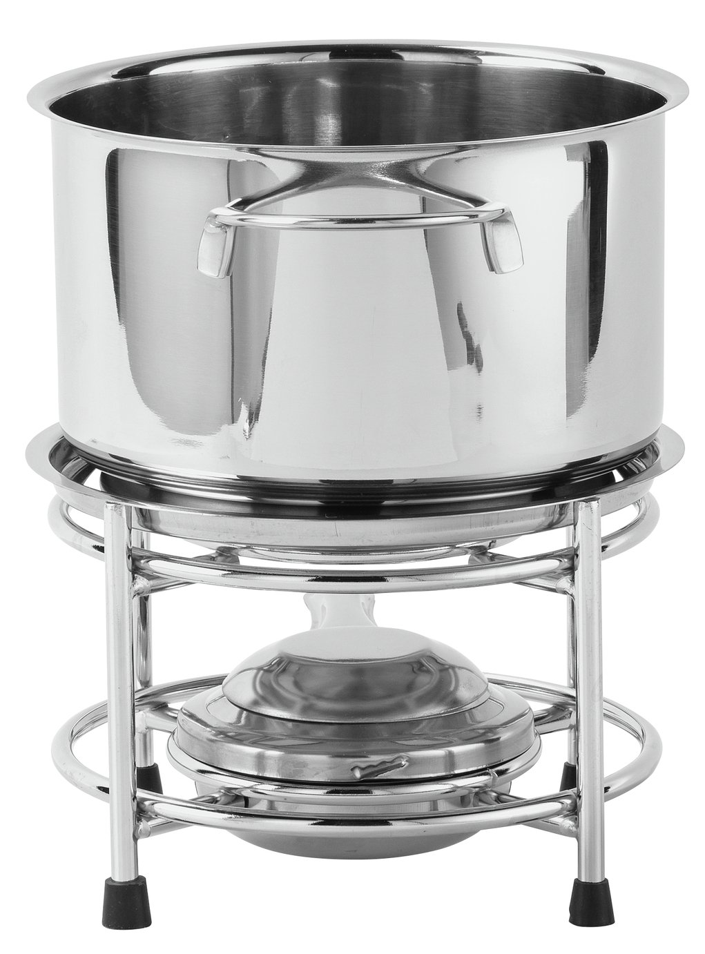 Argos Home Stainless Steel Fondue Set review