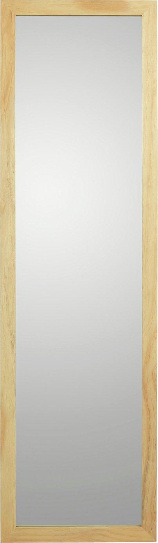 Argos Home Wooden Full Length Mirror - Oak Effect