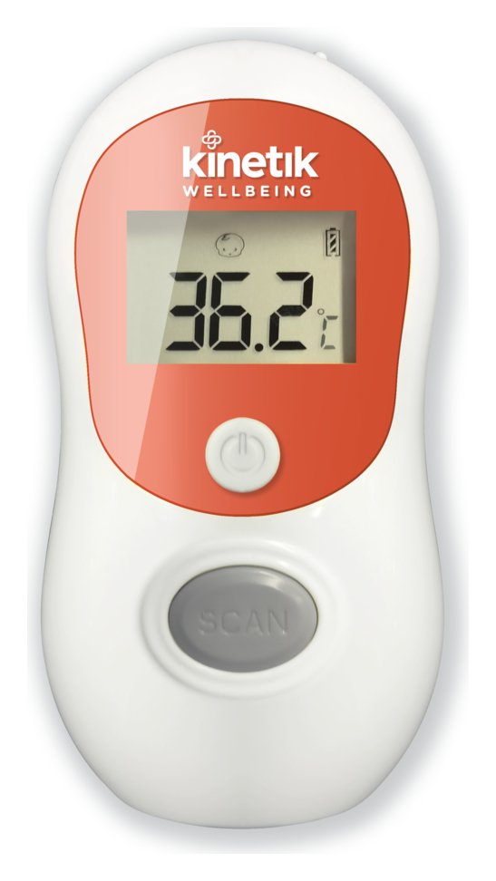 Kinetik Wellbeing Non-Contact Baby Thermometer review