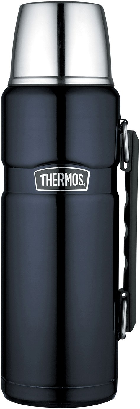 Thermos Stainless King Midnight Blue Flask review