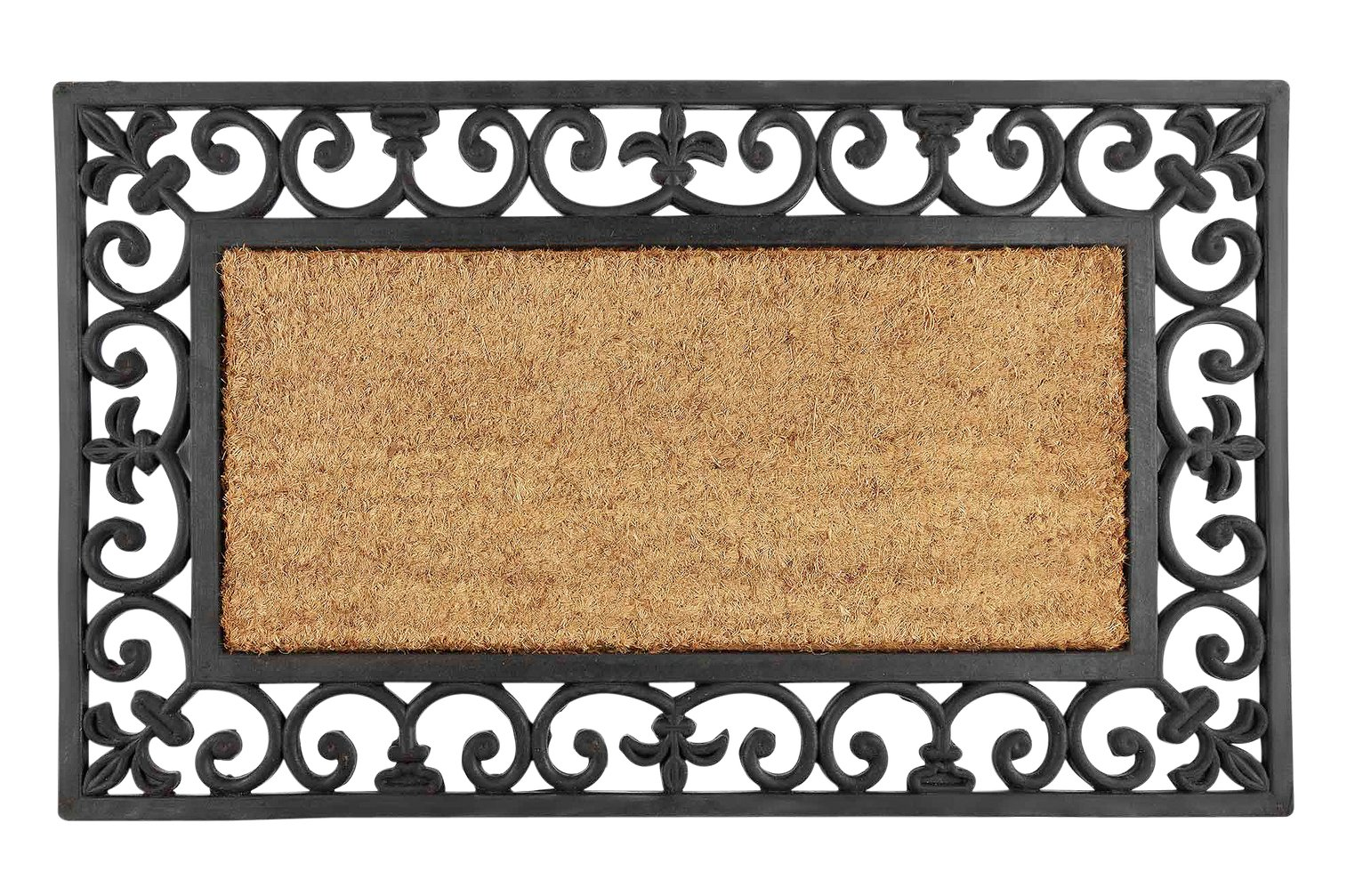 Argos Home Coir and Rubber Doormat review