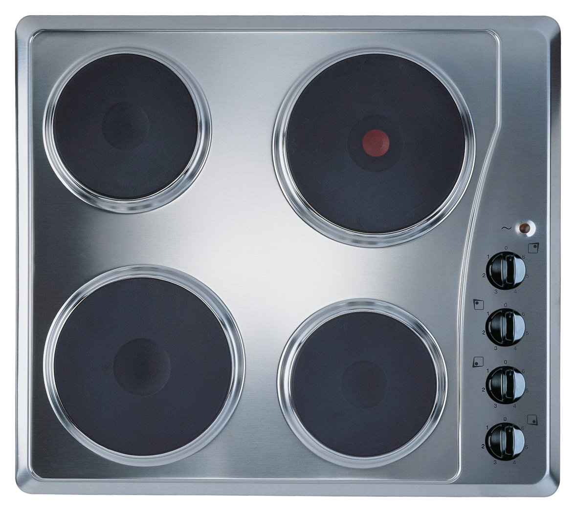Indesit Ti60x Solid Plate Electric Hob review