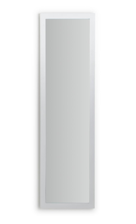 Argos Home Wooden Full Length Mirror - White
