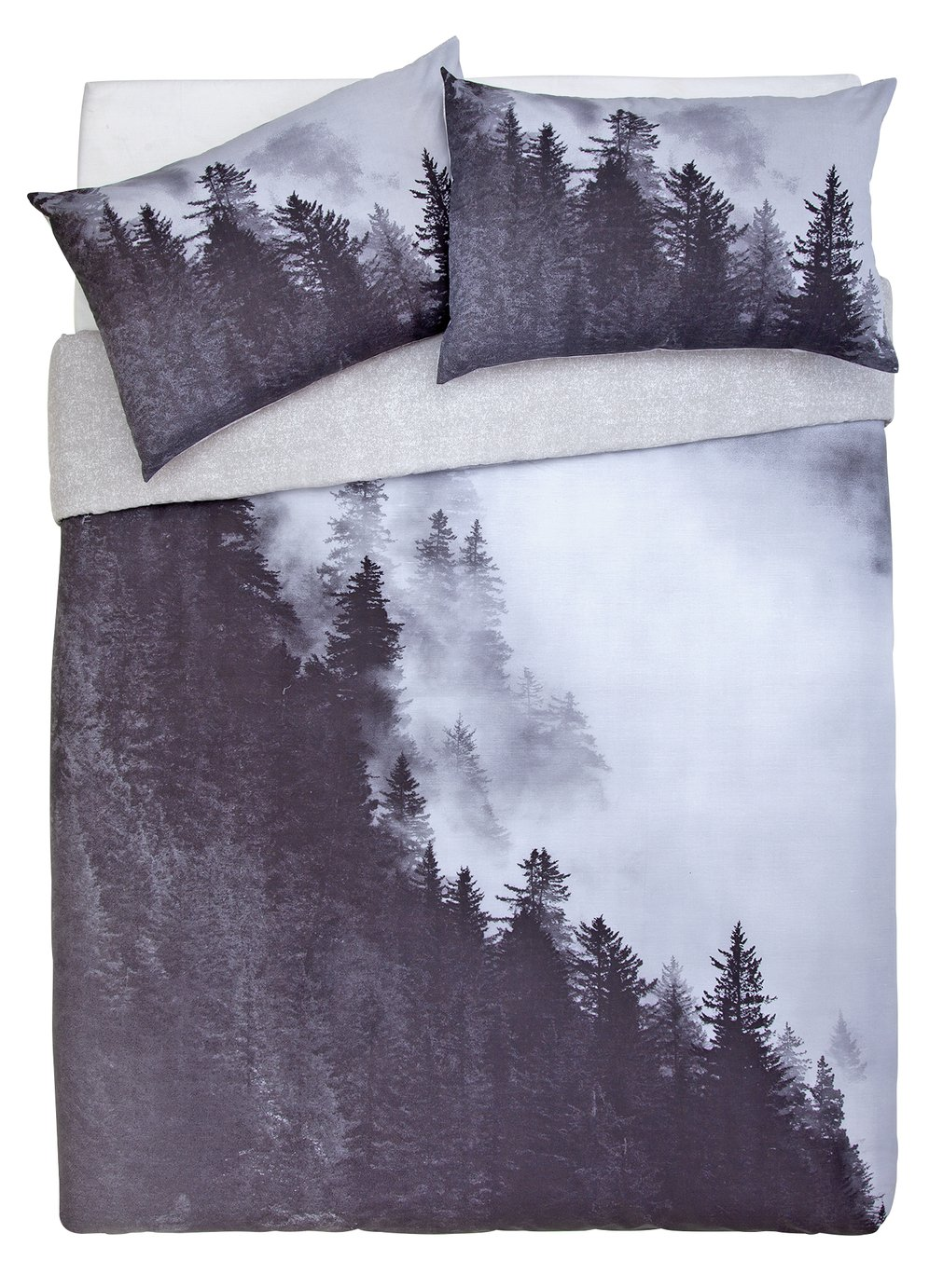 Argos Home Landscape Bedding Set - Double
