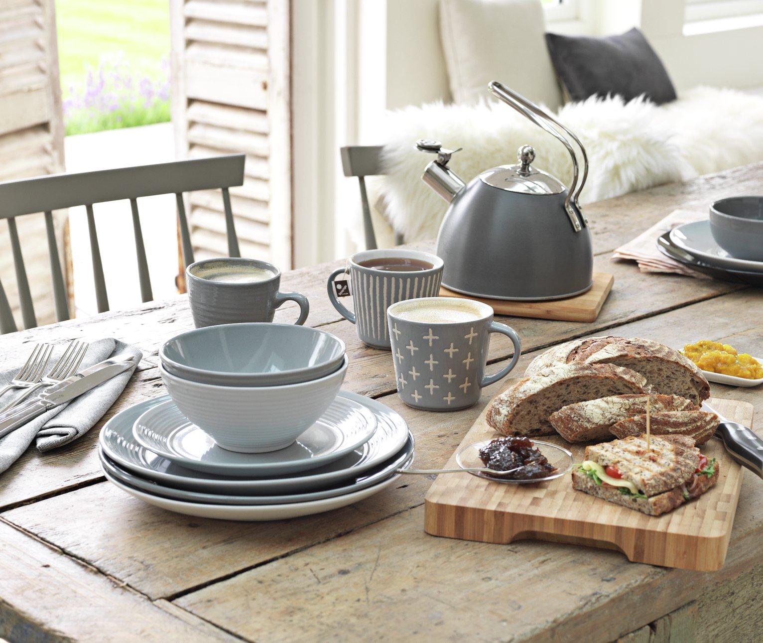 Argos Home Salisbury Medium Solid Wood Butchers Block review