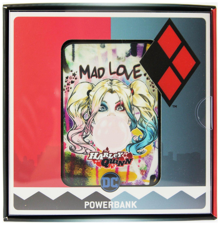 Harley Quinn Portable 5000mAh Power Bank review
