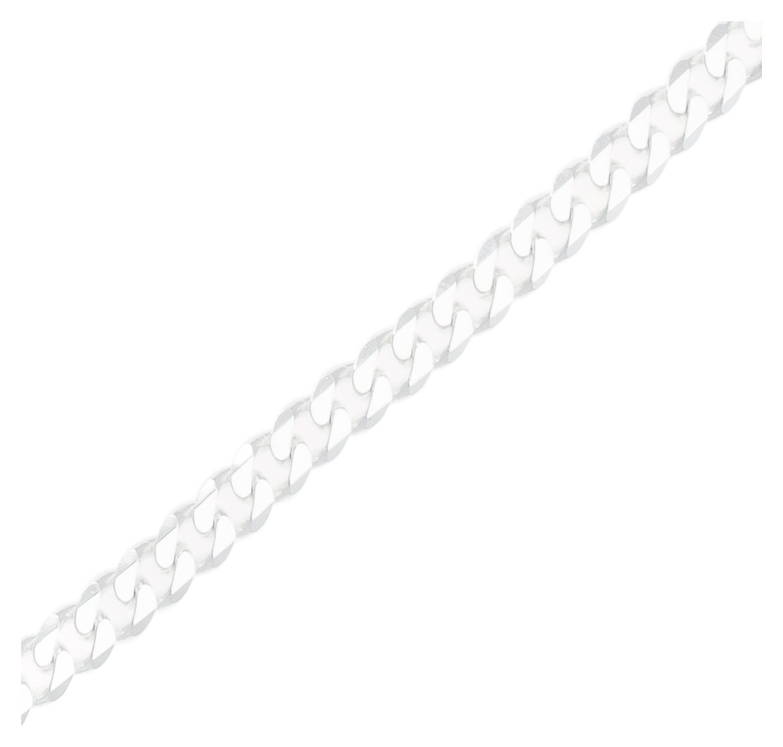 Revere Sterling Silver Solid Curb Chain review