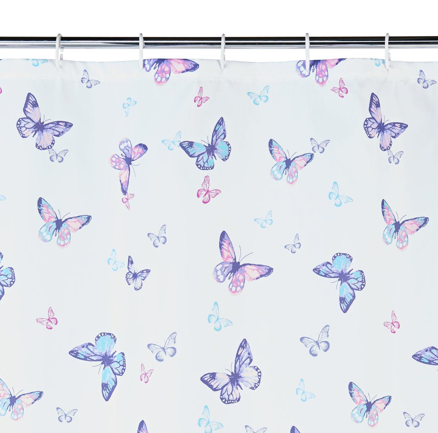 Argos Home Shower Curtain review