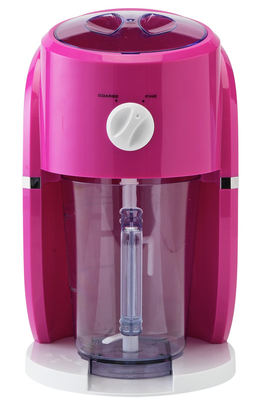 Pretty Pink Snow Cone Maker review