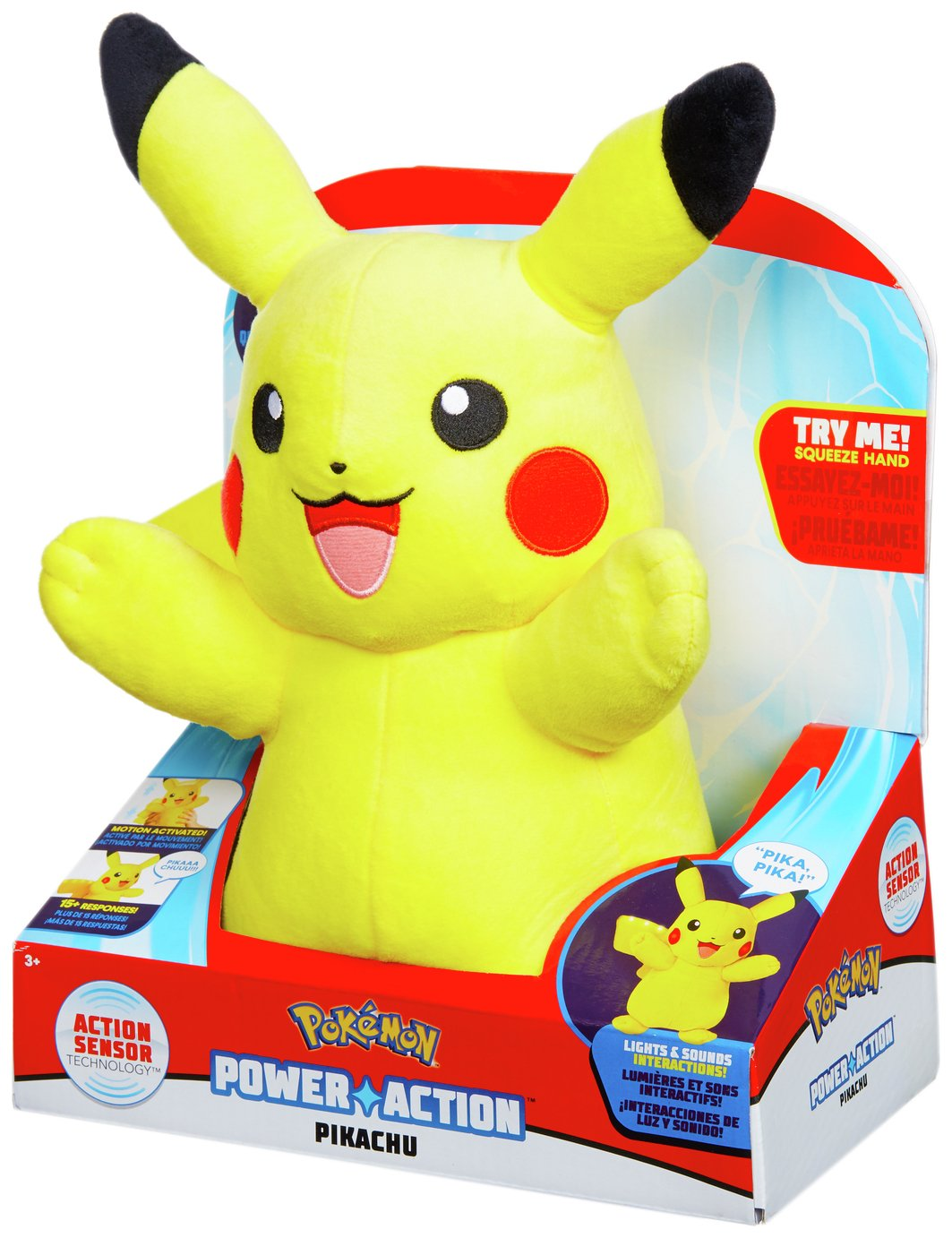 Pokémon Power Action Pikachu review